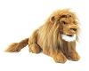 Lion Hand Puppet by Folkmanis Disc
