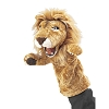 Lion Stage Hand Puppet by Folkmanis Puppets