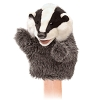 Little Badger Puppet by Folkmanis 3102