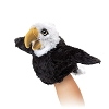 Little Eagle Bird Puppet by Folkmanis Disc.