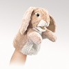 Little Lop Rabbit Puppet by Folkmanis