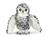 Small Snowy Owl Hand Puppet by Folkmanis