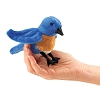 Bluebird Finger Puppet by Folkmanis 2755