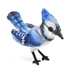 Blue Jay Finger Bird Puppet by Folkmanis 2785