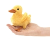 Duckling Bird Finger Puppet by Folkmanis Puppets 2764