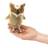 Great Horned Owl Finger Puppet by Folkmanis