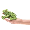 Frog Finger Puppet by Folkmanis Puppets 2761