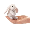 Lop Ear Rabbit Finger Puppet by Folkmanis