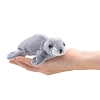 Monk Seal Finger Puppet by Folkmanis Disc 2757