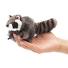 Raccoon Finger Puppet by Folkmanis