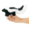 Skunk Finger Puppet by Folkmanis
