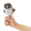 Spotted Owl Finger Puppet by Folkmanis 2638