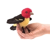 Tanager Bird Finger Puppet by Folkmanis Puppets