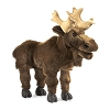 Moose Hand Puppet by Folkmanis  MPN 2205