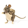 Pack Rat Puppet with Backpack by Folkmanis