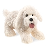 Panting Dog Hand Puppet by Folkmanis 3053