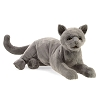 Purring Cat Hand Puppet 3113