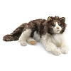 Ragdoll Cat Hand Puppet by Folkmanis Puppets