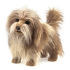 Shaggy Dog Hand Puppet by Folkmanis 3104