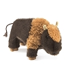 Small Bison Hand Puppet or Buffalo Puppet by Folkmanis 3108