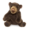 Small Black Bear Puppet by Folkmanis 3107