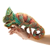 Small Chameleon Hand Puppet by Folkmanis Puppets MPN 3153