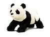 Small Panda Hand Puppet by Folkmanis Disc.