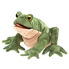 Toad Hand Puppet 3099