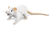 White Rat Hand Puppet by Folkmanis