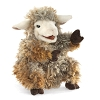 Woolly Lamb Hand Puppet by Folkmanis