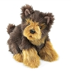 Yorkie Pup Hand Puppet by Folkmanis