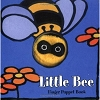 Little Bee Board Book with Bee Finger Puppet