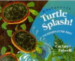 Turtle Splash softcover book