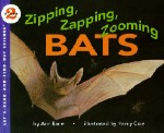 Zipping Zapping Zooming Bats book