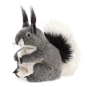 Abert's Squirrel Puppet 3101 Disc
