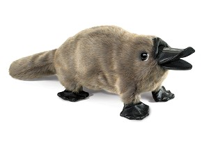 Baby Platypus Hand Puppet by Folkmanis 3037