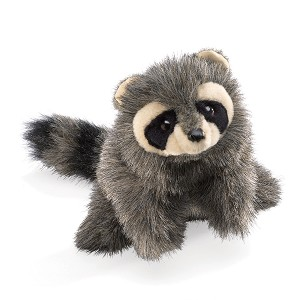 Baby Raccoon Puppet by Folkmanis  MPN 2238