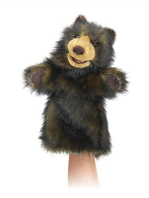Bear Stage Puppet by Folkmanis T2986