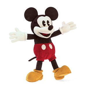 Disney Mickey Mouse Hand Puppet by Folkmanis 5008