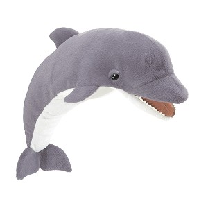 Dolphin Hand Puppet by Folkmanis