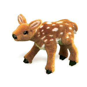 Fawn Hand Puppet by Folkmanis Puppets
