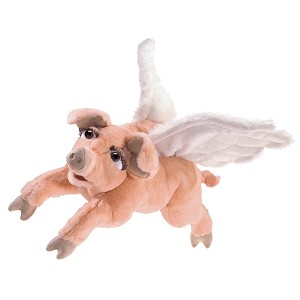 Flying Pig Hand Puppet by Folkmanis