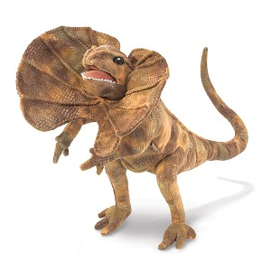Frilled Lizard Hand Puppet by Folkmanis 3046