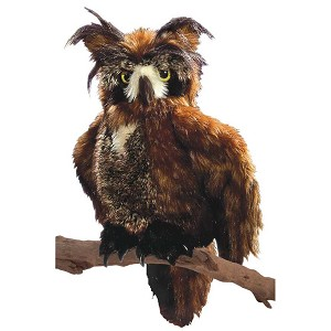 Great Horned Owl Hand Puppet by Folkmanis
