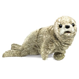 Harbor Seal Puppet by Folkmanis