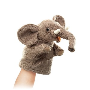 Little Elephant Puppet by Folkmanis