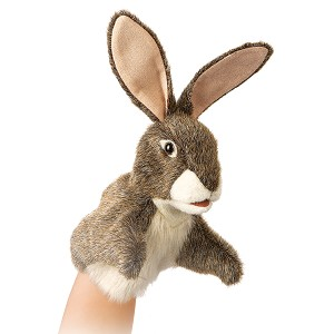 Little Hare Rabbit Puppet