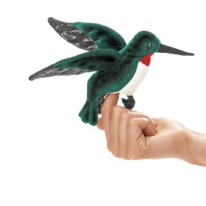 Hummingbird Finger Puppets by Folkmanis