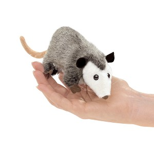 Opossum Finger Puppet by Folkmanis
