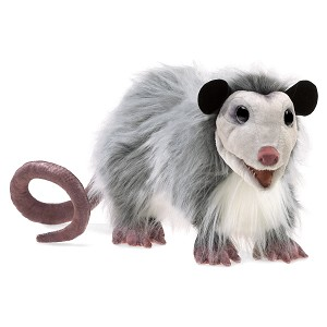 Opossum Hand Puppet by Folkmanis